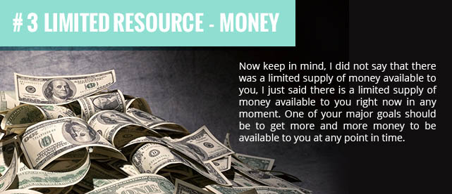 Limited-Resource-Money